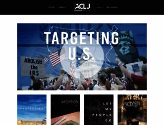 acljfilms.com screenshot