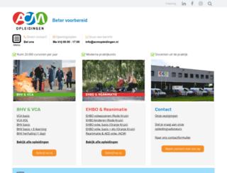 acmopleidingen.nl screenshot