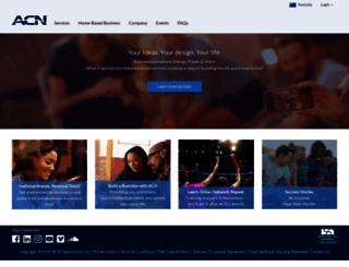 acnpacific.com.au screenshot