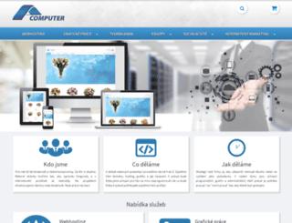 acomputer.cz screenshot