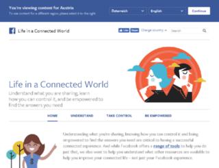 aconnectedlife.info screenshot