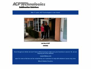 acp.com screenshot