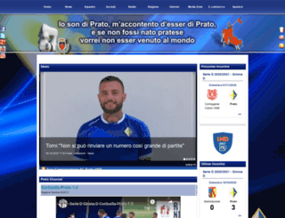 acprato.it screenshot
