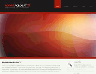 acrobat.pdf-inow.com screenshot