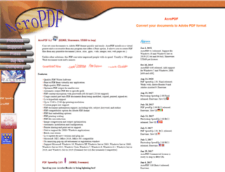acropdf.com screenshot
