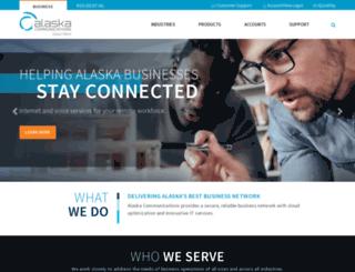 acsalaska.com screenshot