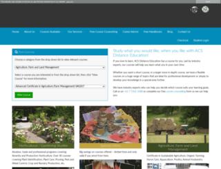 acseduonline.com screenshot