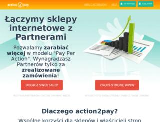 action2pay.pl screenshot