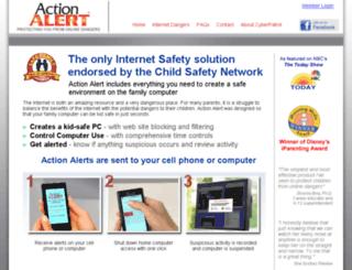 actionalert.com screenshot