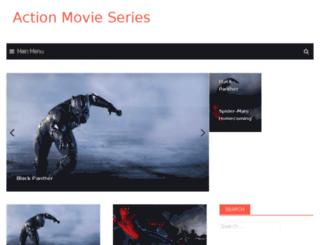 actionmovieseries.com screenshot