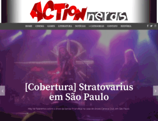 actionnerds.com.br screenshot