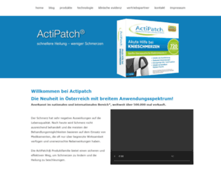 actipatch.net screenshot