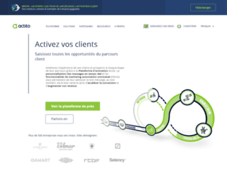 actito.com screenshot