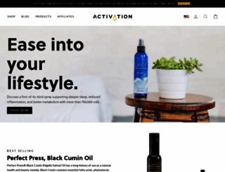 activationproducts.com screenshot