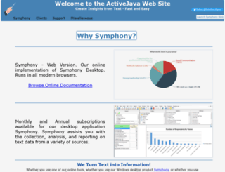 activejava.com screenshot
