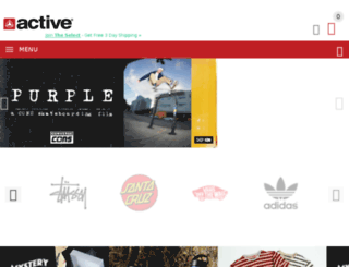 activemailorder.com screenshot