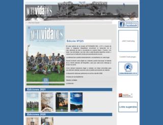 actividadesjcr.com.ar screenshot