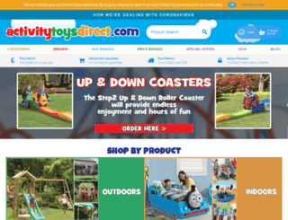 activitytoysdirect.com screenshot