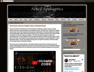 acts17.net screenshot