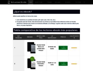 actualidadkd.com screenshot