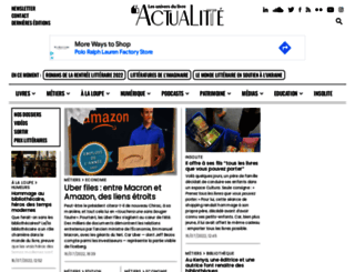 actualitte.com screenshot