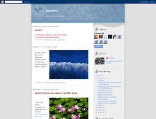 acuarius-trust.blogspot.com screenshot