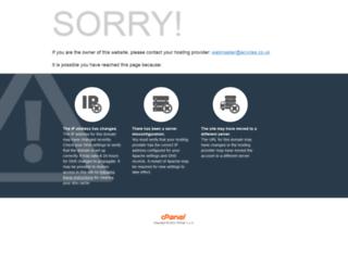 acycles.co.uk screenshot