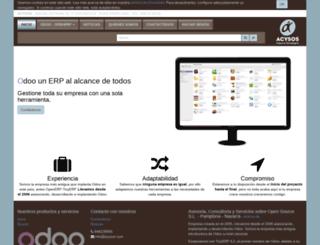 acysos.com screenshot