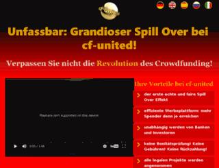 ad-cf.net screenshot