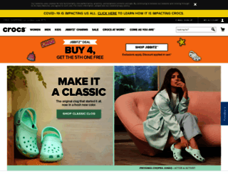 ad.crocs.eu screenshot