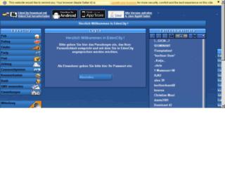 ad.edencity.de screenshot
