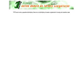 ad.webhirdetes.eu screenshot