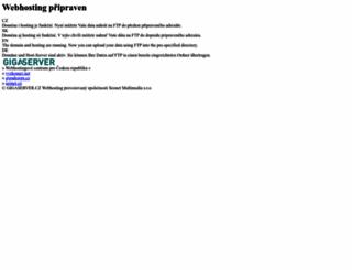 adamjurak.cz screenshot