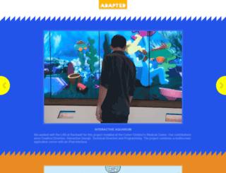adaptedstudio.com screenshot