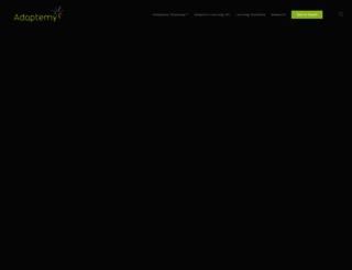 adaptemy.com screenshot