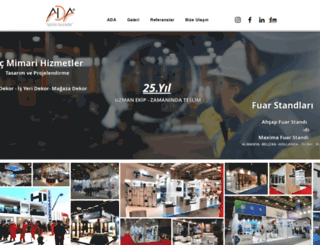 adatanitim.com screenshot