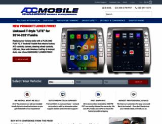 adcmobile.com screenshot