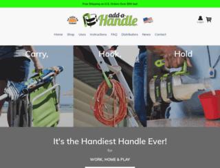 add-a-handle.com screenshot