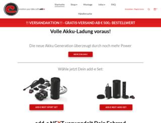 add-e.de screenshot