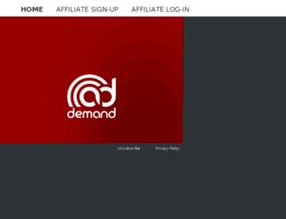addemand.com screenshot