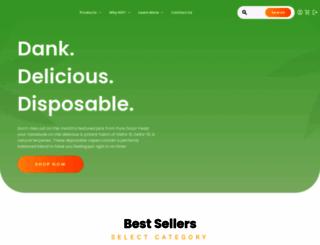 addictionscience.net screenshot