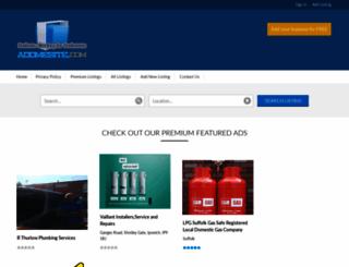 addmesite.com screenshot