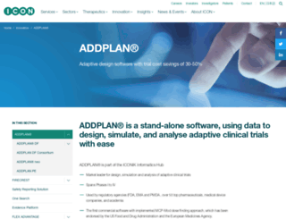 addplan.com screenshot