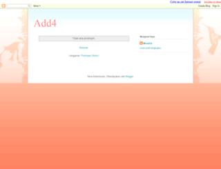 addsat.me.ma screenshot