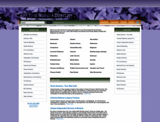 addyourwebsite.com.ar screenshot