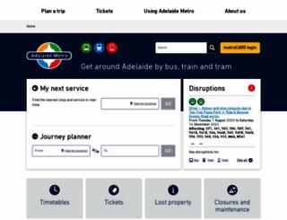 adelaidemetro.com.au screenshot