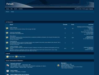 adelrune.proboards.com screenshot