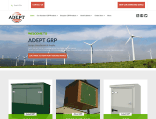 adeptgrp.co.uk screenshot