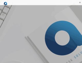 adesksolutions.com screenshot