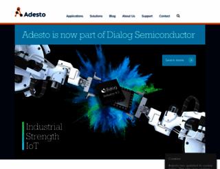 adestotech.com screenshot